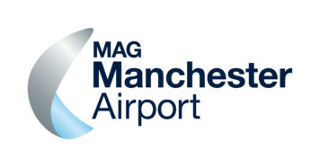 Manchester Airport Logo sponsor Manchester Day