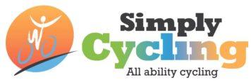 simply cycling logo